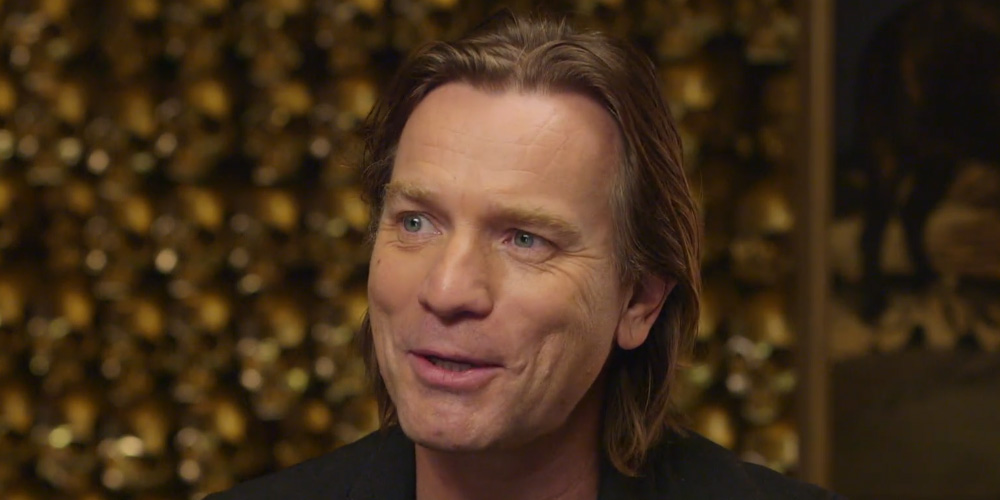Ewan McGregor Reveals His 'Star Wars' Actor Uncle Denis Lawson Tried to Talk Him Out of Joining the Franchise! (Video)
