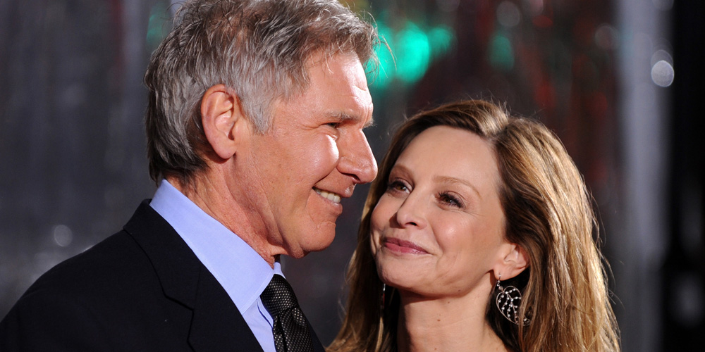Harrison Ford Reveals the Secret to His 10-Year Marriage With Calista Flockhart