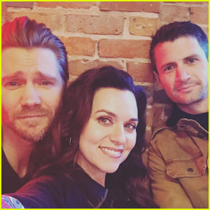 See ALL The Pics From The 'One Tree Hill' Mini Reunion This Weekend