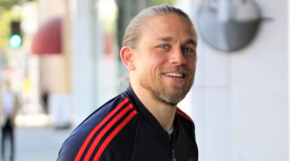 Charlie Hunnam Steps Out for Lunch Meeting After His Apple Series Suspends Production