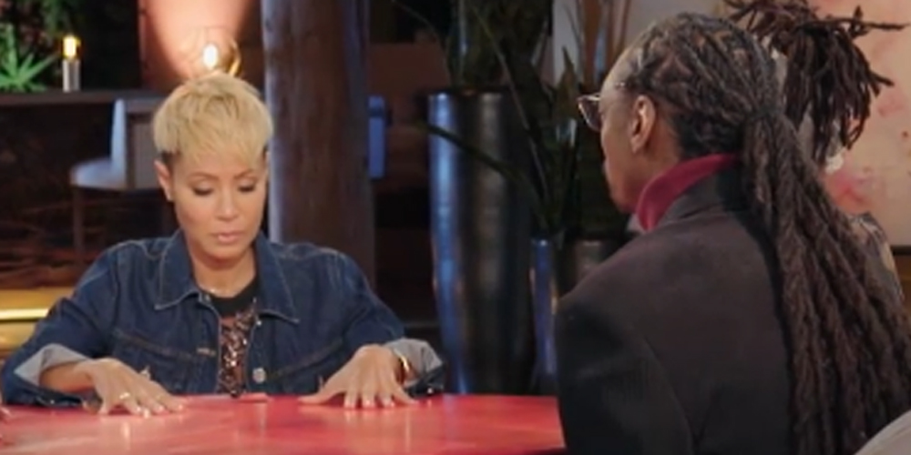 Jada Pinkett Smith Reveals Her Emotional Reaction to Snoop Dogg Calling Out Gayle King – Watch (Video)