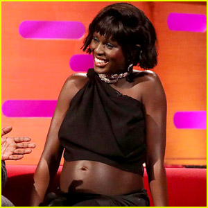 Jodie Turner-Smith Bares Baby