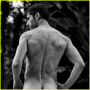 PLL's Julian Morris Strips to His Birthday Suit for 'Yummy' Mag Photo Shoot!