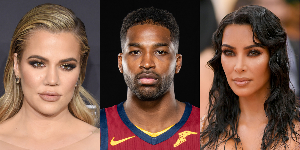 Khloe Kardashian Reacts to Kim Kardashian Inviting Tristan Thompson to Dinner (Video)