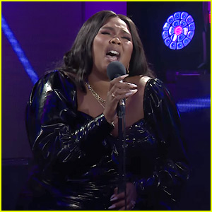 Lizzo Covers Her Friend Harry Styles' Song 'Adore You' (Video)