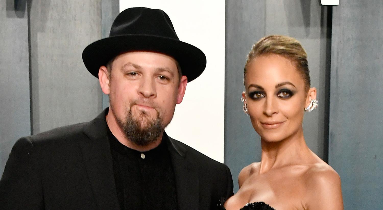 Nicole Richie & Joel Madden Make Rare Red Carpet Appearance at Vanity Fair Oscar Party 2020