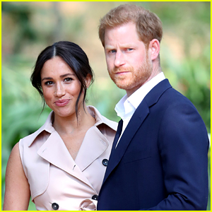 Prince Harry & Meghan Markle Were Finally Photographed Together & Here's How They Looked!