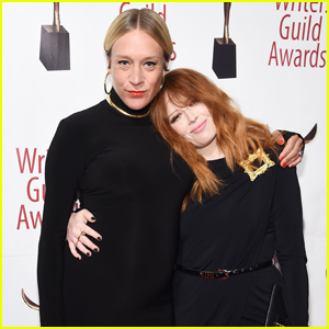 Natasha Lyonne is Supported by