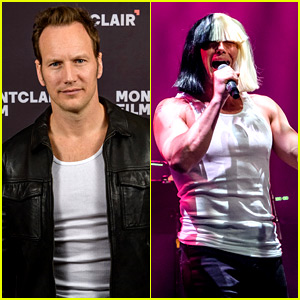 Patrick Wilson Belts Out 'Chandelier' While Wearing a Sia Wig! (Video)