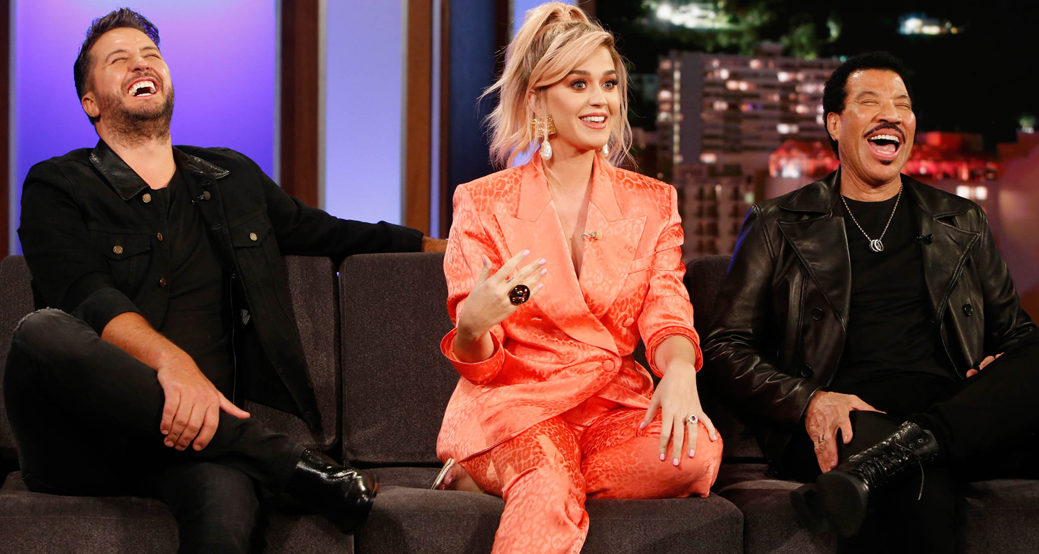 Katy Perry Has Awkward Moment Revealing Lionel Richie & Luke Bryan Are Not Invited to Her Wedding! (Video)