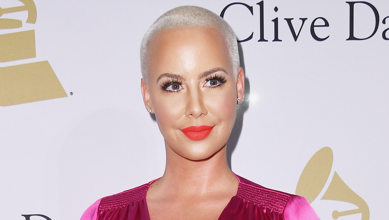 Amber Rose Face Tattoo: Amber Rose Reveals The Touching Reason She Decided To Get