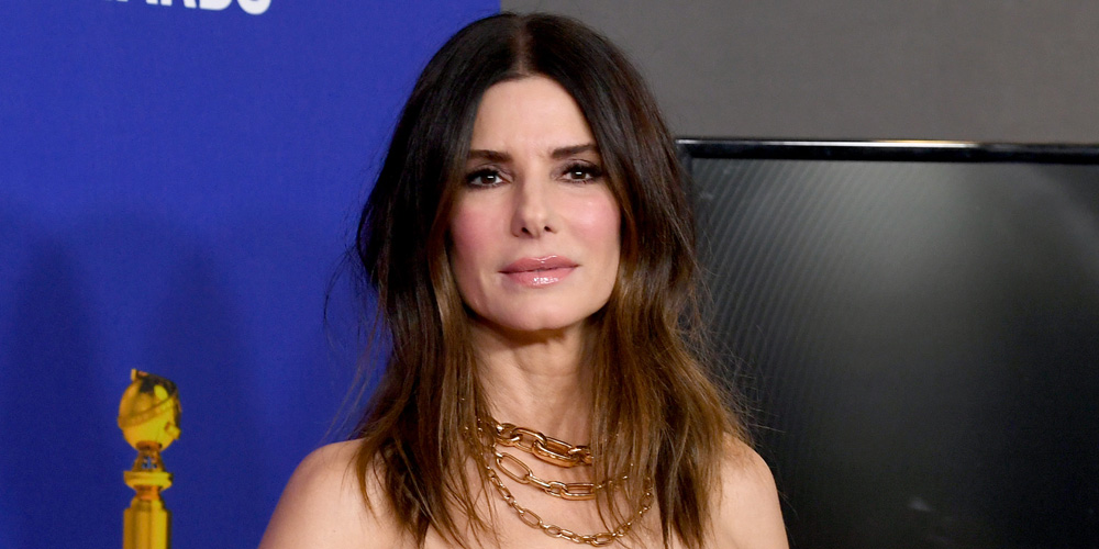Sandra Bullock Talks A...