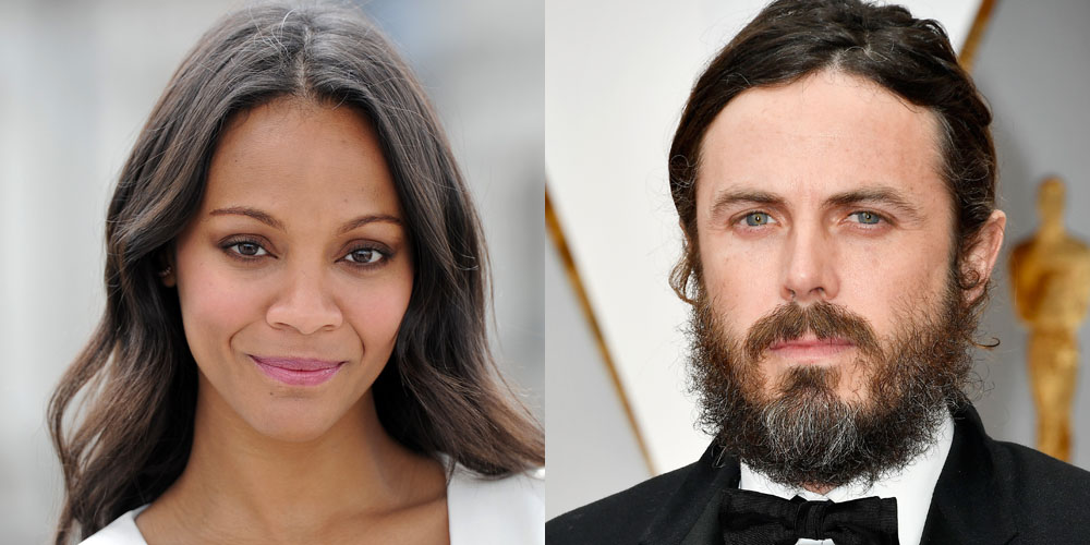 Zoe Saldana to Star in Fencing-Themed Movie Produced by Casey Affleck