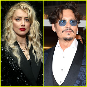 Here's a Big Update in the Legal Battle Between Amber Heard & Johnny Depp