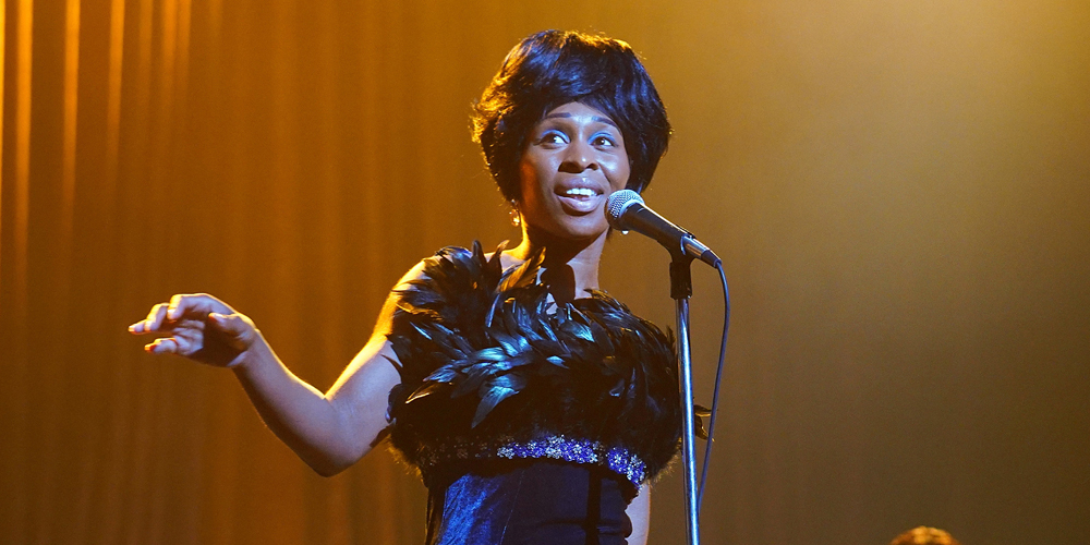 See Cynthia Erivo as Aretha Franklin In Brand New Image From 'Genius'