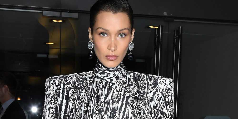 Bella Hadid Goes Topless To Promote Social Distancing & Tells Fans To Stay Home