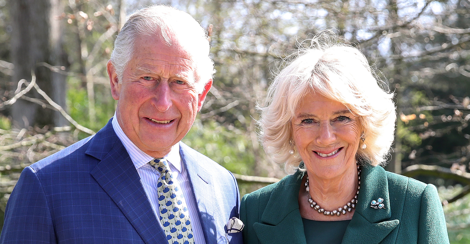 Camilla, Duchess of Cornwall Won't Be Called Queen When Prince Charles Becomes King