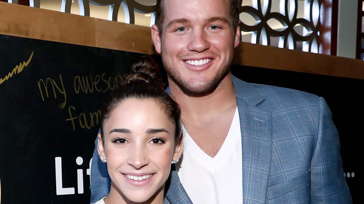 Colton Underwood Details Why Aly Raisman Broke Up With Him
