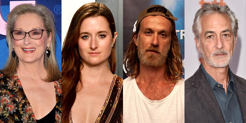Meryl Streep & David Strathairn's Kids Got Married, But Now Are Divorcing