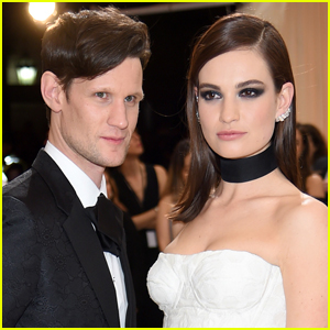 Lily James & Matt Smith Spotted Together First Time in Three Months After Split Rumors