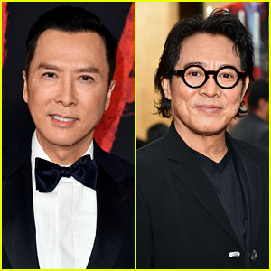 Jet Li Photos News And Videos Just Jared