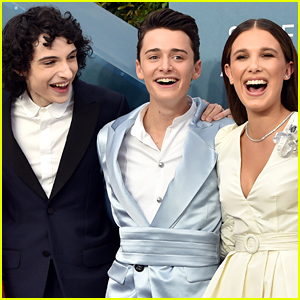 Noah Schnapp's Comment About Millie Bobby Brown & Finn Wolfhard Has Fans Talking!