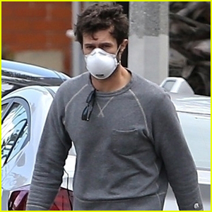 Adam Brody Steps Out After Baby Number Two News
