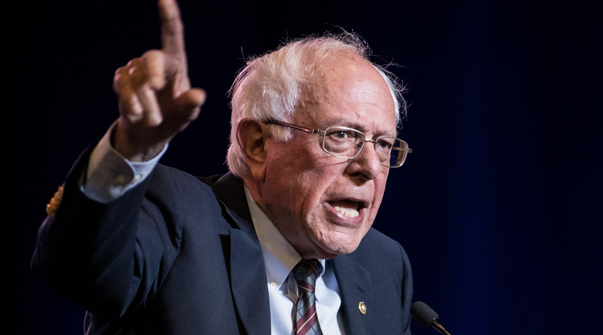 Bernie Sanders Dropping Out of 2020 Presidential Race