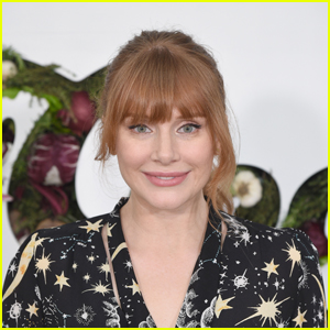 Bryce Dallas Howard Dyes Her Hair Fuchsia - See Her New Look!