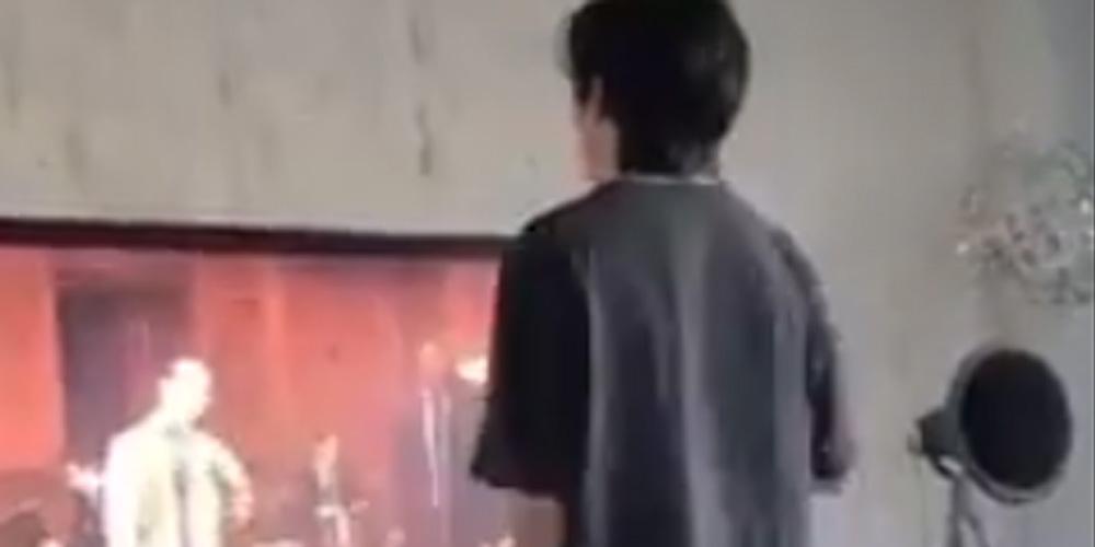 BTS Member V Goes Viral for Cute #StayingAtHomeChallenge Video – Watch!