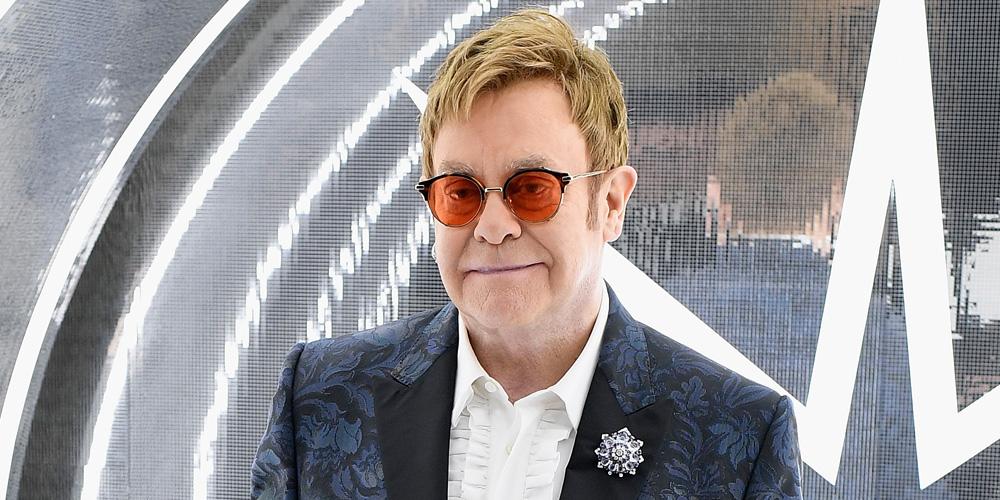 Elton John Makes a Major Donation Amid Pandemic