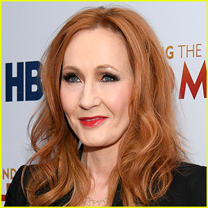 J.K. Rowling Had Coronavirus Symptoms & Reveals the Technique That Helped Her A Lot
