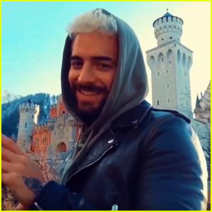 Maluma Dances Through Europe in 'Que Chimba' Music Video - Watch!