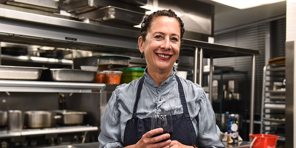 LA Chef Nancy Silverton Tests Positive for Coronavirus