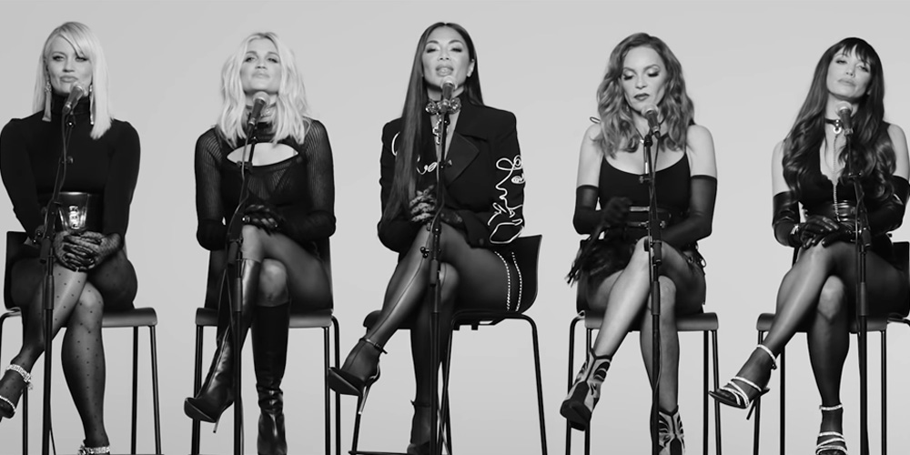 The Pussycat Dolls Perform an Acoustic Version of 'React' – Watch! (Video)
