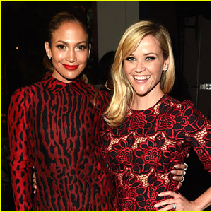 Reese Witherspoon Gives Update on 'Legally Blonde 3' During Chat with Jennifer Lopez!