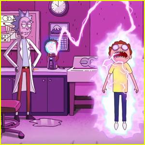 'Rick And Morty' Announces Season Four Part Two Premiere Date!