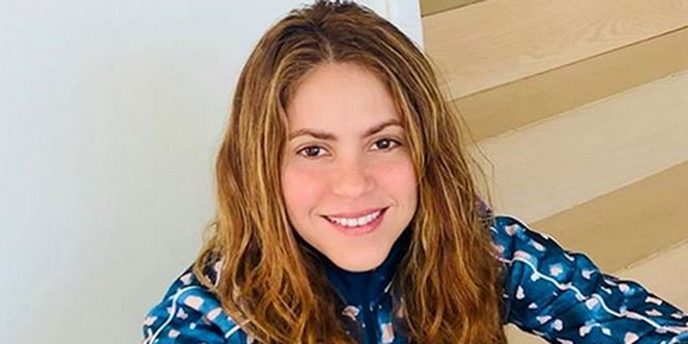 Shakira Shares a Cute Photo in Quarantine Taken By Her 5-Year-Old Son Sasha!