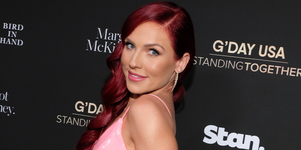 DWTS' Sharna Burgess Still Wants To Be On 'The Bachelorette' Australia
