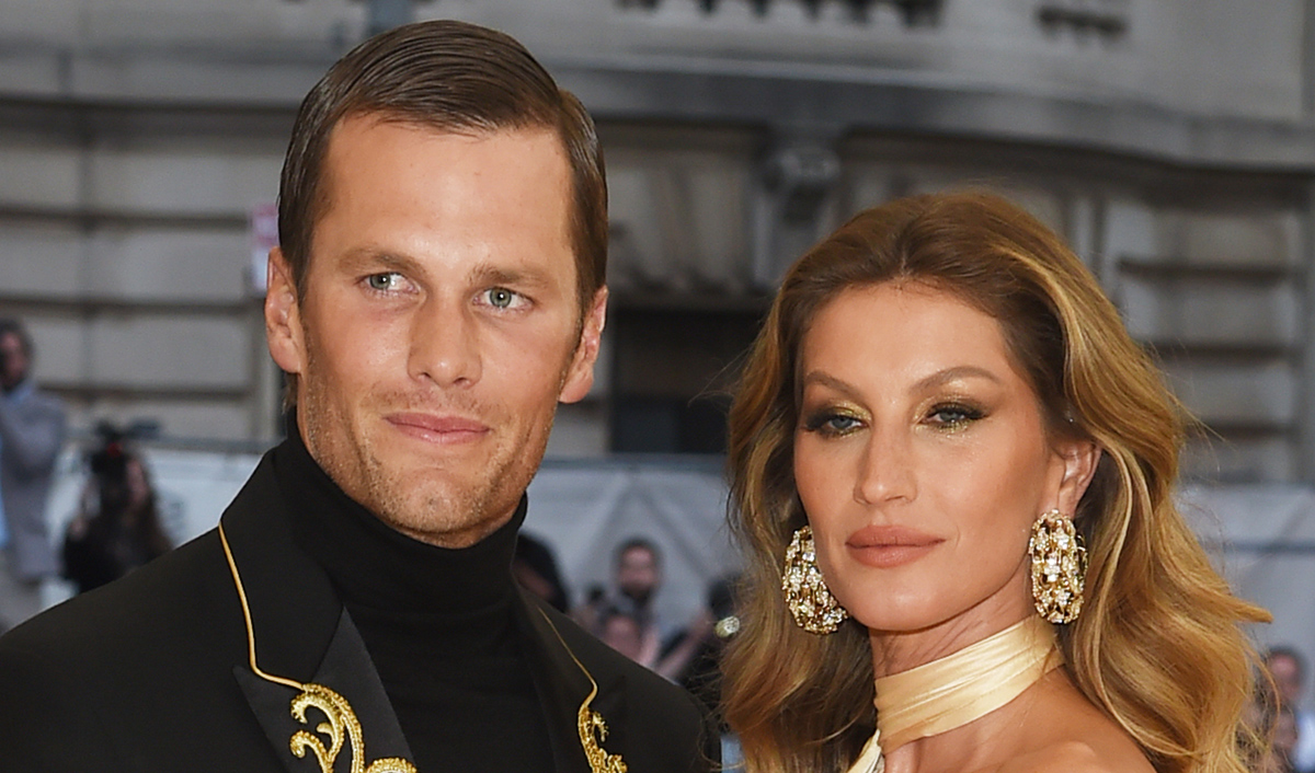 Gisele Bundchen Wrote Tom Brady a Note Saying She Was Unhappy in Their Marriage 2 Years Ago