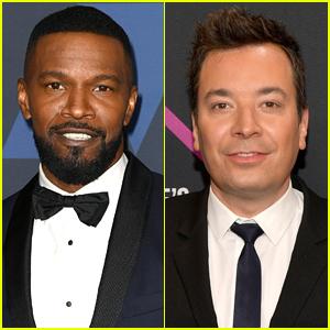 Jamie Foxx Responds to Jimmy Fallon's Blackface 'SNL' Sketch