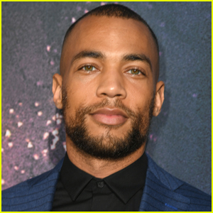 Kendrick Sampson Films Himself Getting Hit by Baton-Wielding Police Officer During L.A. Protest