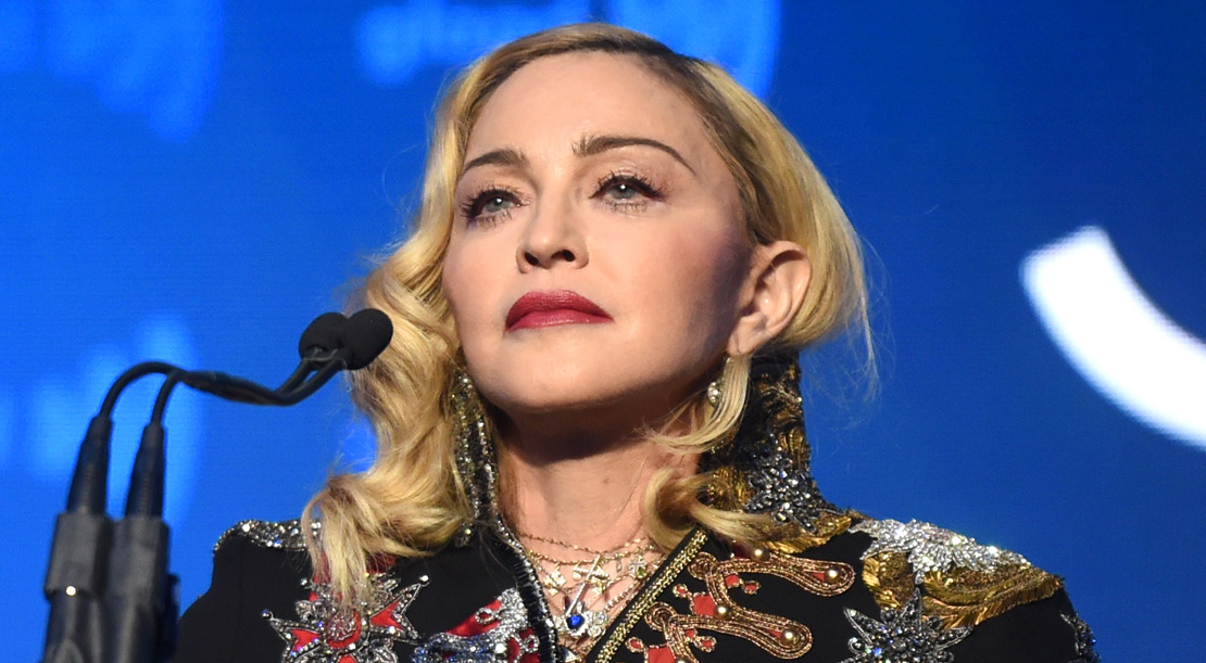Madonna Posts a NSFW Photo & Has a Message for Those That ...