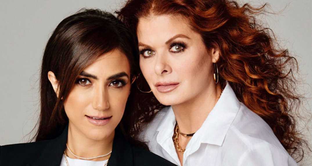 Debra Messing & Mandana Dayani's 'The Dissenters' Podcast Is Launching in One Day!