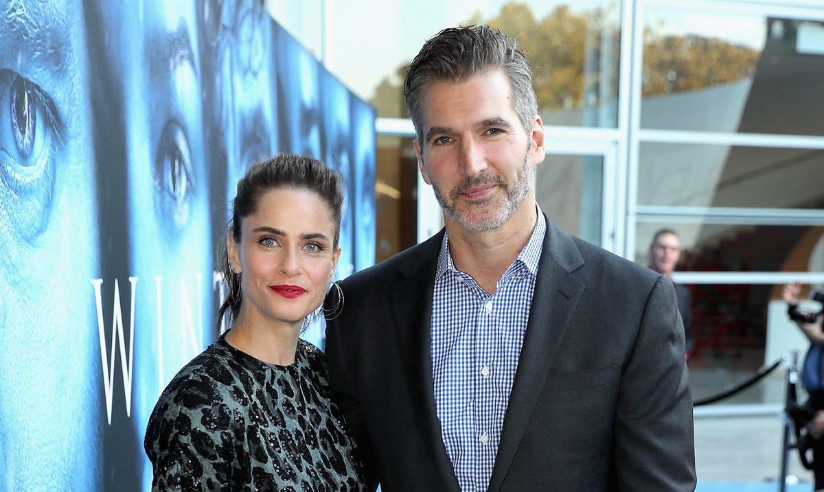 Amanda Peet, Who Is Married to 'Game of Thrones' Show ...