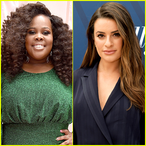 Glee's Amber Riley Doesn't 'Give a S—t About This Lea Michele Thing,' Says Focus on Black Lives Matter Issues Instead