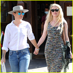 Amber Heard Enjoys Quality Time with Girlfriend Bianca Butti After Wrapping Up Trial in London