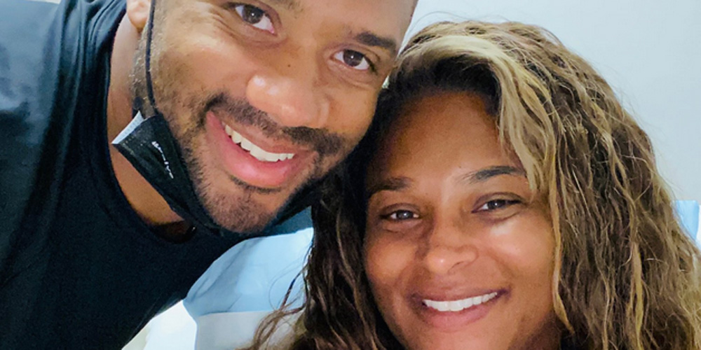 "The 34-year-old ""Goodies"" entertainer and the 31-year-old football player made the happy announcement on Friday (July 24) that they've welcomed"