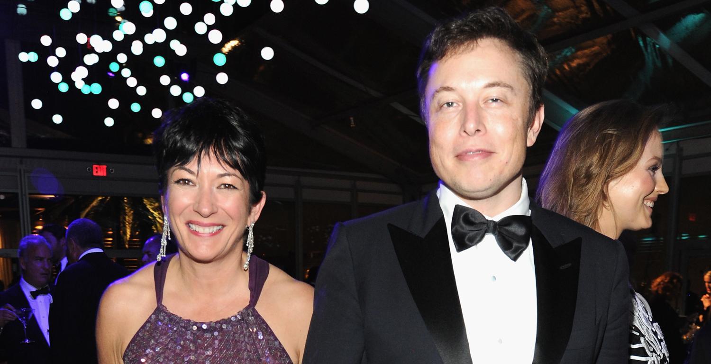 Elon Musk Explains That Photo with Jeffrey Epstein's