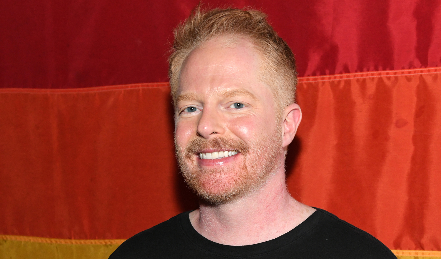 Jesse Tyler Ferguson Claps Back at Troll Criticizing His Newborn Child's Name